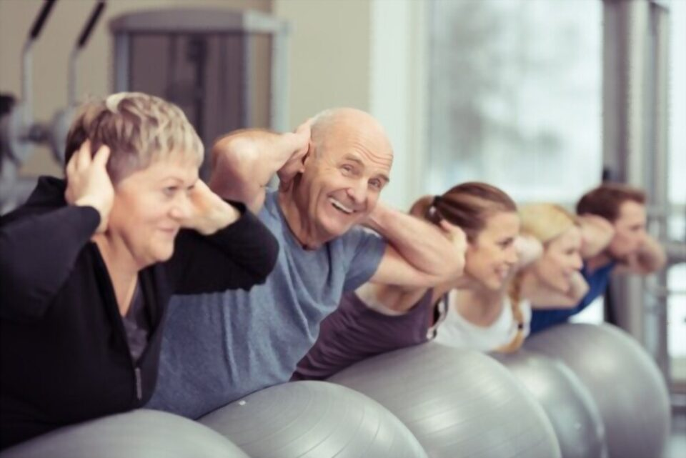 Elderly Should Be Mindful of Their Bodyweight