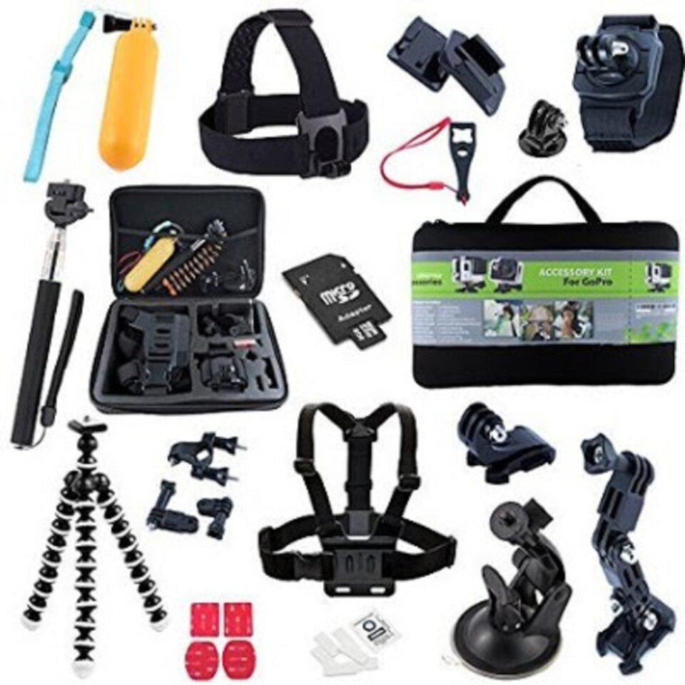 GoPro Accessory Kit
