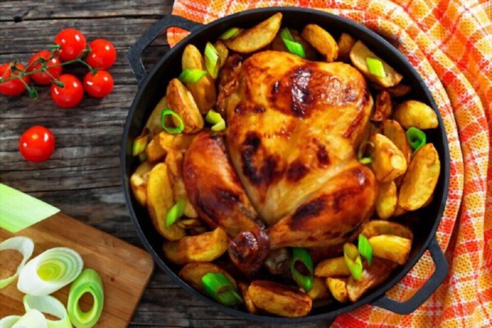 Pollo Fundido