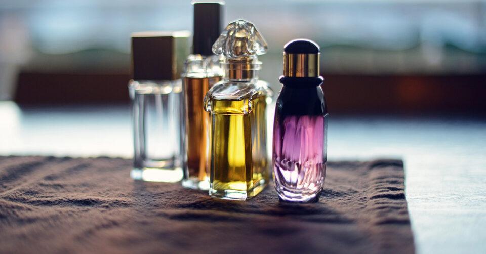 Fragrance Blending